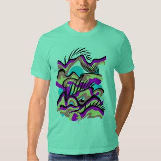 alligator sunset T-Shirt