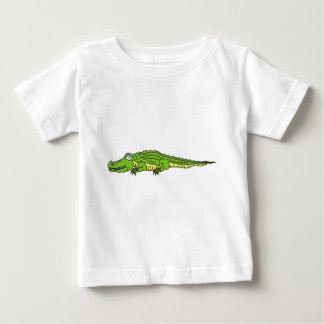 Alligator, The Silent Cocodrile Baby T-Shirt