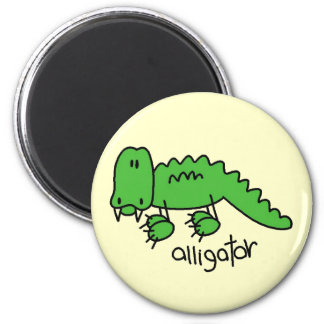 Alligator Tshirts and Gifts Refrigerator Magnets