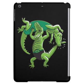 Alligator Wrestling iPad Air Cases