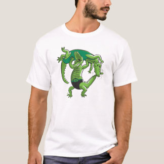 Alligator Wrestling Shirt