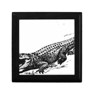 alligators-37912 keepsake box