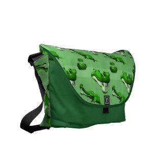 Alligators and Crocodiles Commuter Bag