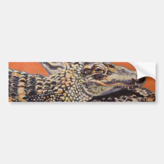Alligators Bumper Sticker