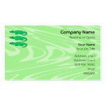 Alligators. Double-Sided Standard Business Cards (Pack Of 100)