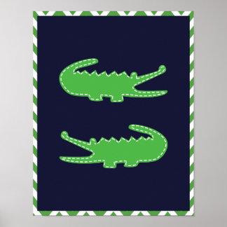 Alligators Posters