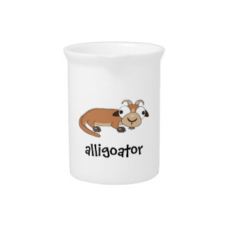 Alligoator Pitcher