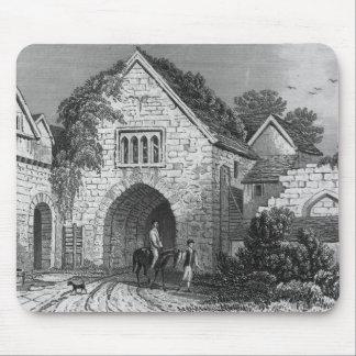 Allington Castle Mouse Pad