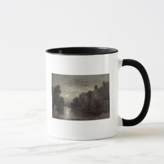 Allington Castle, near Maidstone, Kent; Moonlight Mug