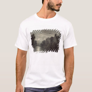 Allington Castle, near Maidstone, Kent; Moonlight T-Shirt