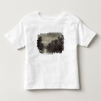 Allington Castle, near Maidstone, Kent; Moonlight Toddler T-shirt