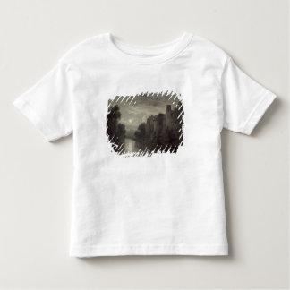 Allington Castle, near Maidstone, Kent; Moonlight Toddler T-shirt