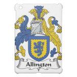 Allington Family Crest iPad Mini Case