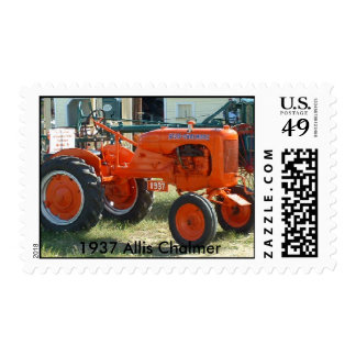Allis 1937 Chalmer Timbres Postales