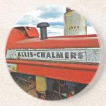 Allis Chalmers Beverage Coasters