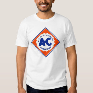 Allis Chalmers Classic Tractor Vintage Hiking Duck T Shirt