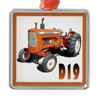 Allis-Chalmers D19 Metal Ornament