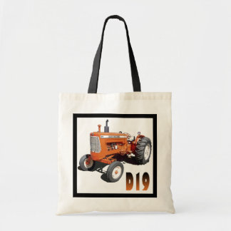 Allis-Chalmers D19 Tote Bag