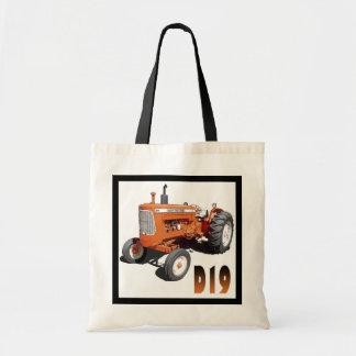 Allis-Chalmers D19 Tote Bag