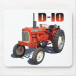 Allis Chalmers D-10 Tractor Mouse Pad