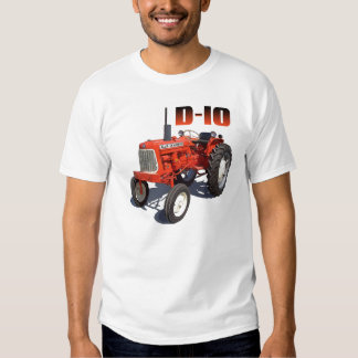 Allis Chalmers D-10 Tractor Shirt