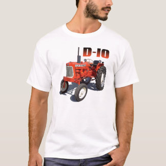 Allis Chalmers D-10 Tractor T-Shirt