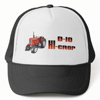 Allis Chalmers D-10 Tractor Trucker Hat