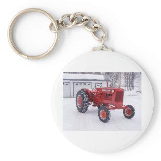 Allis Chalmers D-17 Keychain