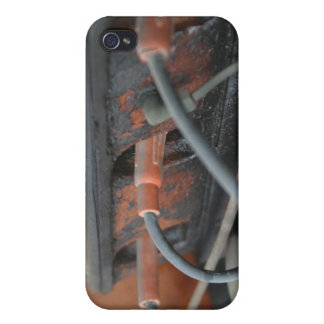 Allis Chalmers Engine iPhone Case iPhone 4/4S Case