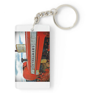 Allis Chalmers key ring