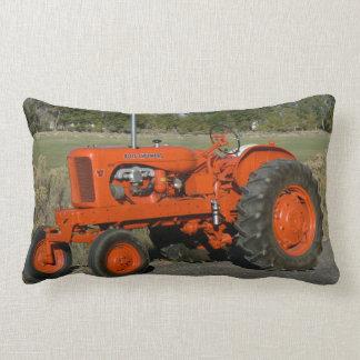 Allis Chalmers Tractor Summer Lumbar Pillow
