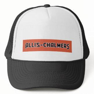 Allis Chalmers Tractor Vintage Hiking Duck Trucker Hat