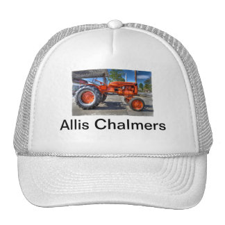 Allis Chalmers, Tractors Trucker Hat