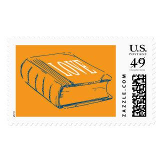 Allis Outer Envelope Stamp