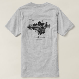Allison 250-C20B engine T-Shirt