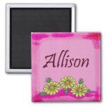 Allison Daisy Magnet