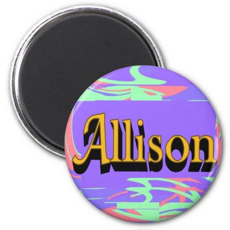Allison Magnet