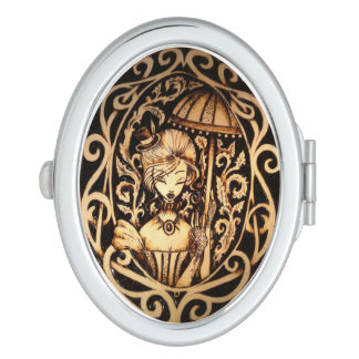 Allison Mirror Compact Compact Mirrors