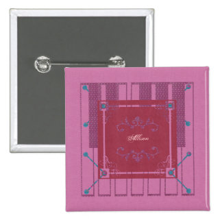 Allison Pin Cuadrada 5 Cm