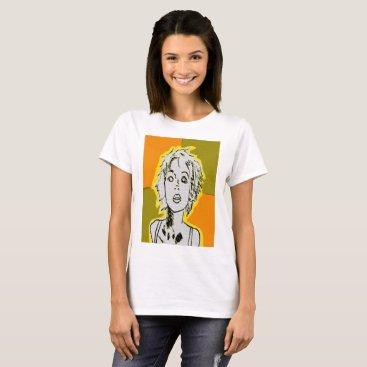 Art Themed ALLISON T-Shirt