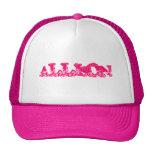 ALLISON TRUCKER HAT