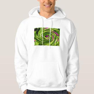 Allium Abstract Hoodie