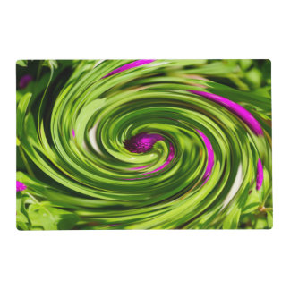 Allium Abstract Placemat