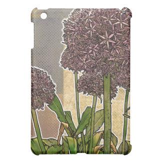 Allium Ball Flower iPad Case