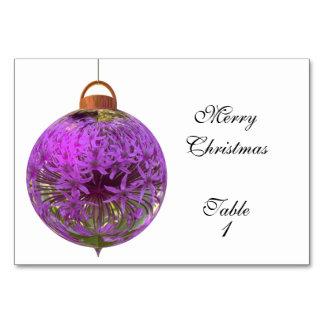 Allium de la chuchería del navidad