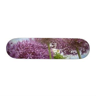 Allium Flower Skateboards