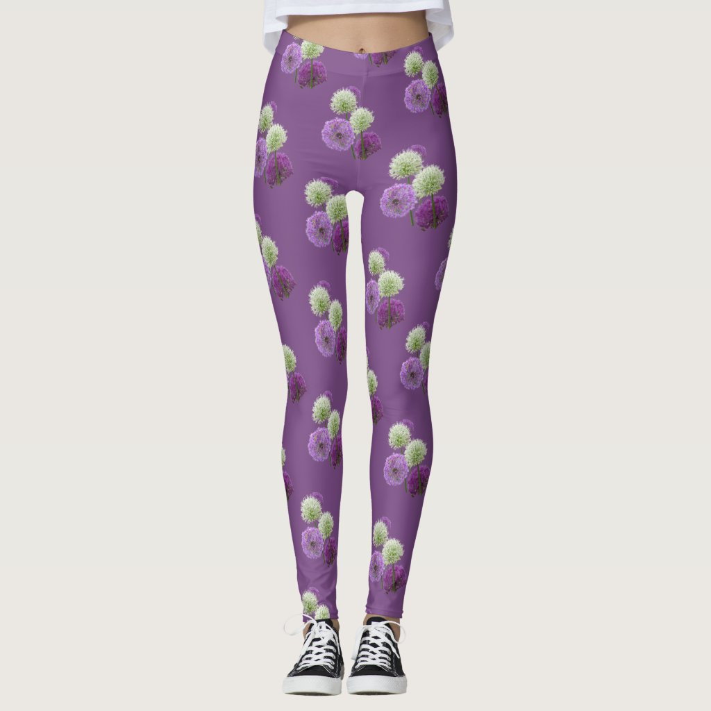 Allium Little Bulbs Legging