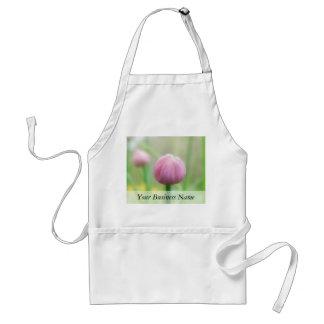 Allium Schoenoprasum - brote de la cebolleta Delantal