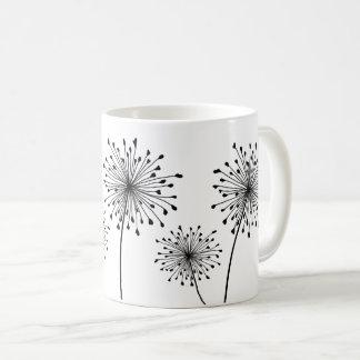 Allium Seed Head Mug