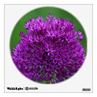 Allium Wall Graphic